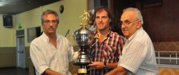 Premiación de la Liga de Fútbol de Olavarría