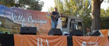 El rock de la cárcel se traslado a la Fiesta Provincial de la Frambuesa