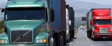 Restricción de camiones