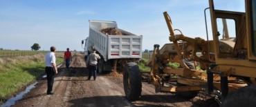 """Caminos Rurales: """"Estamos ansiosos esperando la lluvia"""""""