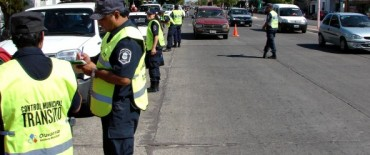 La Dirección de Control Municipal realizó 340 controles de velocidad