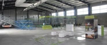 El Centro Municipal de Exposiciones ya está listo para recibir al primer Padel del país