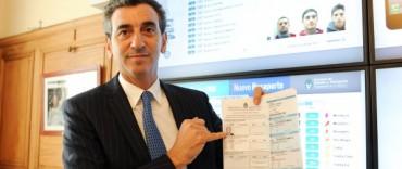 Randazzo presentó el nuevo padrón electoral