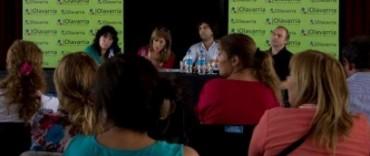 Se realizó un encuentro de instituciones que trabajan la problemática de discapacidad
