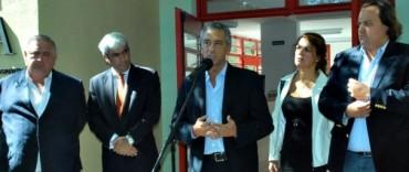 Con la presencia del Ministro Ferré, inauguraron la nueva sede del Servicio Zonal de Promoción y Protección de los Derechos del Niño