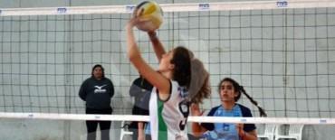Voleybol femenino. Pueblo Nuevo campeón de primera.