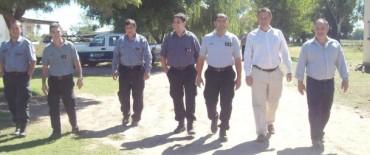 Alvear: el intendente  visitó la Unidad Penitenciaria Nº 14