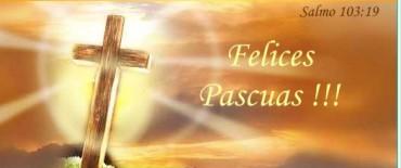 Con el domingo de Pascua  finaliza la Semana Santa