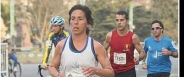 Angel Igoa de Azul ganó la Maratón Malvinas.