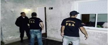 Secuestraron plantas y cogollos de marihuana en Benito Juárez