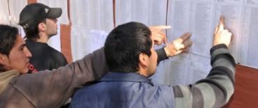Elecciones 2013: consulta de padrones provisorios