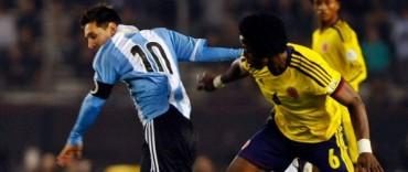 Argentina empató con Colombia