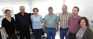 Ingeniería estudia un nuevo cemento con expertos checos