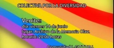 Cuarto encuentro de reflexión destinado a la comunidad LGTTTBI (Olavarría)