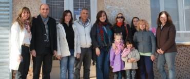 El Municipio gestionó un espacio para la Fundación Pequeños Gestos