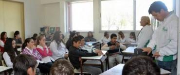 """El Programa """"Rayuela"""" realizó una actividad integral en Espigas"""