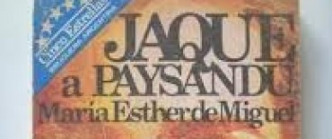 Jaque a Paysandu de Maria Esther de Miguel