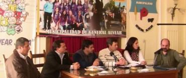 Defensa Civil: Presentaron el modelo inter-municipios de la Zona IV