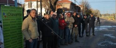 El Intendente entregó 5 Ford Ranger a la Jefatura Distrital de la Policía Bonaerense