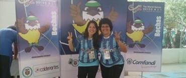 María Maíz y Natalia Limardo perdieron la final en Colombia