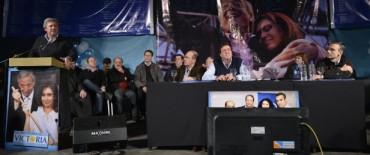 El presidente de la Cámara de Diputados en Coronel Suárez