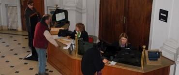 Durante el fin de semana se podrá consultar el padrón en la Municipalidad