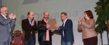 """Exitosa apertura de la 22° Muestra """"Libros en Olavarría"""""""
