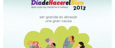 La Fundación Loma Negra realiza el Día de Hacer el Bien.