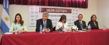 La Facultad de Agronomía de la UNICEN celebró 40 años