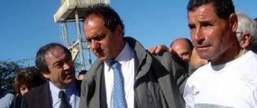El gobernador Scioli estuvo en Tapalqué