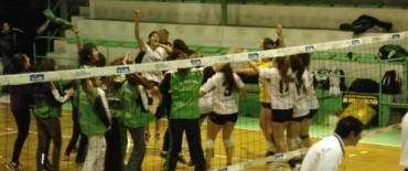 Voley Femenino. Pueblo Campeón en Primera Damas