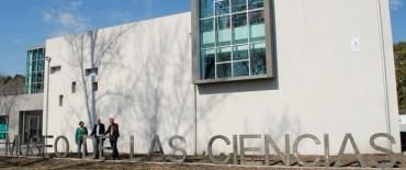 """El 13 de septiembre se inaugura el """"Museo de las Ciencias"""""""