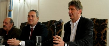 La Madrid:se firmó la carta de intención para el desarrollo del Sector Industrial
