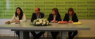 Eduardo Rodríguez encabezó una nueva entrega de actas de Bien de Familia