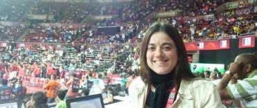 Básquetbol: Argentina clasificó a españa 2014