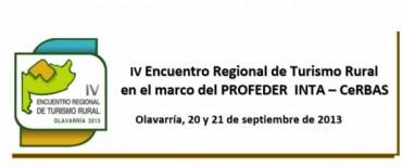 Olavarría sede del 4° Encuentro Regional de Turismo Rural