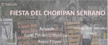 5ta Fiesta del Choripán Serrano