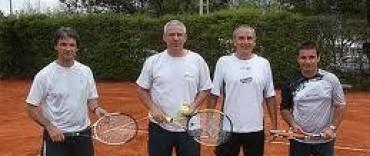 Tenis. Se viene el Torneo de Mayores