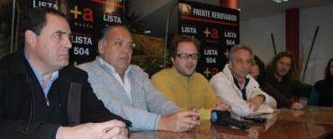 Las Comisiones Barriales de Azul anunciaron su apoyo al Frente Renovador