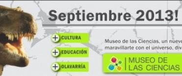 Inauguran el Museo Municipal de Ciencias