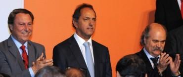 """Scioli puso en funciones a Granados y Casal """"por una Provincia más segura y justa"""""""