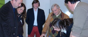 Se entregaron subsidios a las Sociedades de Fomento Villa Aurora y Juventud Unida de Colonia Nievas