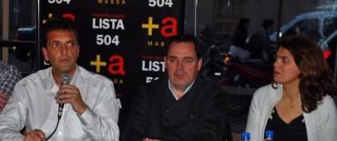 "Según Vitale: ""Crece el respaldo regional al liderazgo de Sergio Massa"""