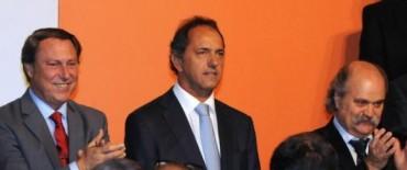 Scioli: Los Juicios por Jurado comenzarán el año que viene en La Plata
