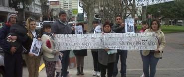 Reclamo de familiares de dos detenidos