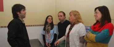 Campaña de prevención de cáncer de cuello de útero en el Centro de Atención Primaria N° 5
