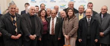EcoAzul: el Estado Nacional aportará a la compra de maquinarias para el tratamiento de residuos