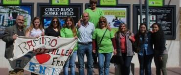 Olavarría acompaña Ramiro Hitallier en su instancia final