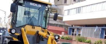 Ayacucho: nueva maquinaria vial