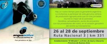 """El Gobierno Municipal estará presente en la """"Exposición Nacional Angus Activa"""""""